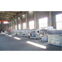 Best Large Diameter Gas / Water Supply PE Pipe Production Line 24 Months Warranty wholesale