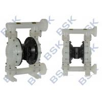 Best Membrane Pump Plastic Diaphragm Pump Air Operated With Butterfly Valves wholesale