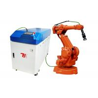 Quality High Technology Fiber Laser Welding Machine For Metal , Robotic Laser Welding wholesale