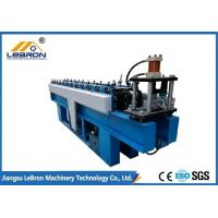 Best Metal Steel Cable Tray Roll Forming Machine , Full Automatic Cable Tray Making Machine wholesale