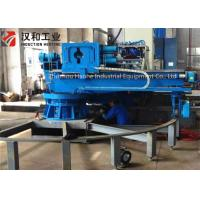 Best PLC Control Steel Tube Bending Machine , Induction Heating System For Steel Construction wholesale