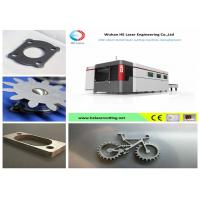 Best High Power Metal Sheet CNC Fiber Laser Cutting Machine With IPG Raycus wholesale