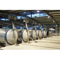 Best Industrial Insulated AAC Autoclave With Autoclaved Aerated Concrete Block wholesale