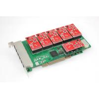 Best Newest 8 ports asterisk fxo fxs card,ippbx pci card wholesale