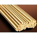 Buy cheap Polished Surface Copper Round Rod / Copper Round Bar 1 - 800mm Diameter from wholesalers
