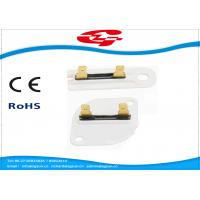 Best 250V 15A Electric Dryer Thermal Fuse Plastic Holder For Water Heater wholesale