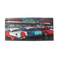 Best Custom Printing 3D Lenticular Poster PET Flip Change Image High Definition wholesale