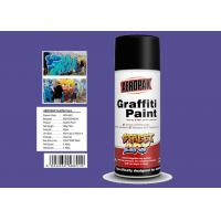 Best Xylene Free Fast Drying Spray Paint UV Resistant With Great Control Caps wholesale