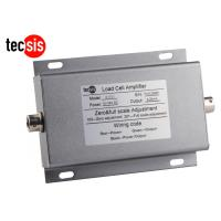China Small Transducer Load Cell Amplifier Digital Input / Load Cell Transmitter on sale