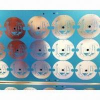 Best High-power LED Aluminum Base PCB with Lead-free HAL Surface Finish and 0.15mm Dielectric Thickness wholesale