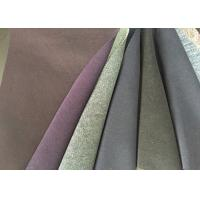 Best Multi Function Double Faced Wool Fabric Anti - Static For Overcoat wholesale