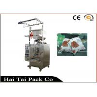 Best Juice / Pure Water Automatic Liquid Packing Machinery , Automated Packaging Equipment wholesale