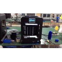 Best Single Color Plastic 3d Printer , 3d Metal Printing Machine 0.04 Mm Max Resolution wholesale