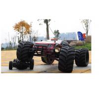 Best Off Road Waterproof RC Monster Truck High Powered With Aggressive Tyres wholesale