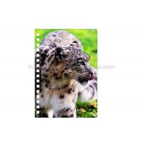 Cheap PP Cute Pattern Lenticular Notebook For Kid for sale
