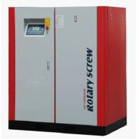Best 40 Bar Red Piston High Pressure Air Compressor 6 M3/min Output For Blow Molding wholesale
