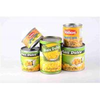 Best Fresh Delicious Yellow Canned Sweet Corn In Tin Steamed Processing Type wholesale