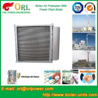 Best Anti Wind Pressure Tubular Type Air Preheater In Boiler Galvanized Steel wholesale