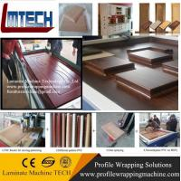 Best PVC Vacuum membrane press machine for covering veneer for doors making for woodworking wit wholesale