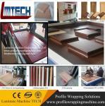 Best vacuum laminator machine pvc door membrane press machine pvc door making machine wholesale
