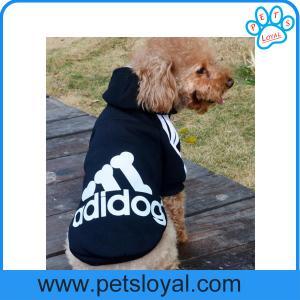 Best Factory Wholesale Pet Supply Product Cheap Dog Clothes Large Pet Dog Coat Dog Clothes wholesale
