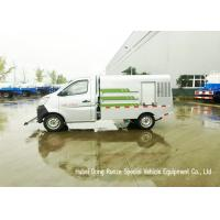 Best Mini High Pressure Washing TruckFor Road Washing and Jetting Sewer 1000 Liters wholesale
