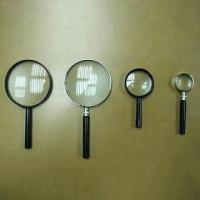Best Magnifying Glass (Magnifier), Choose Between Plastic or Brass Handle and Frame wholesale
