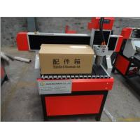 Best Small 6090 wood cylinder engraving machine cnc router 4 axis for cylinder wholesale