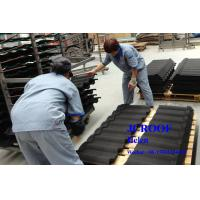 Best Colorful Sand Colour Coated Metal Roofing Sheets High Corrosion Al-Zn Plate wholesale