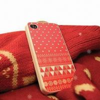 Best Smart Printing Cellphone Case For iPhone 4/4S, OEM and ODM Welcomed wholesale