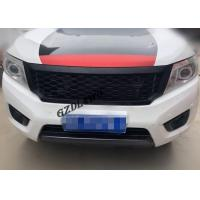 Best NP300 Nissan Navara Front Grille / 4x4 Car Accessories High Performance wholesale