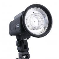 Cheap X-808 Series Studio flash light with Battery compartment, single lamp holder, 550 battery for sale