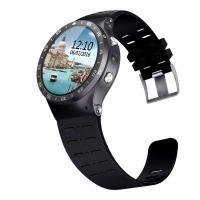 Best 1.33 ONCELL Full Round Screen Android Smart Watch Phone with 8GB ROM 5.0 MP Camera GPS wholesale