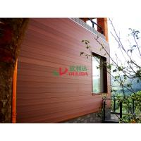 Best Durable High Grade WPC Exterior Wall Cladding Corrosion Resistance Fading Resistance wholesale