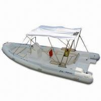 Best Inflatable Boat with Rigid Structure and CE Mark, Made of PVC or Hypalon wholesale