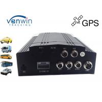 Best Anti knock 4 Channel GPS Mobile DVR 1TB Storage Basic for Bus and Taxi wholesale