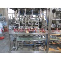 Quality Automatic Mineral Water 5 Gallon Barrel Filling Machine with 4 Filling Valves wholesale