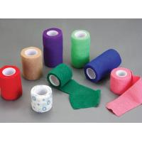 Best Non Woven ElasticCohesive Bandage Colorful With Different Wide And Length wholesale