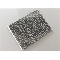 Best Multi Function Black Pvc Wall Panels With Silver OEM / ODM Available wholesale