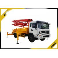 Best 36M 37M 40M 42M 45M 48M 52M 56M Concrete Pump Truck / Truck Mounted Concrete wholesale