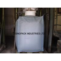 Best Grey U-panel Big FIBC UV treated Polypropylene Bulk Bags with PE liner wholesale