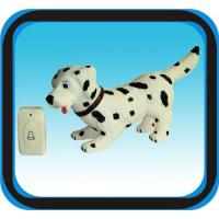 Buy cheap Digital Dog Pet Doorbell with CE Certificate Dog Barking Ring Tone from wholesalers