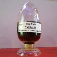 Best High fastness environment friendly Indanthrene Dye C I Vat red 13 Vat red 6B dyes wholesale
