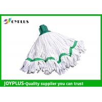 Best Floor Cleaning Accessories Home Cleaning Mop / Microfiber Mop Heads Withe Color wholesale