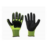Best Lightweight Industrial Safety Gloves Cut Resistant HPPE Level 4 Anti Slip wholesale