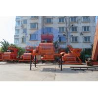 China 18.5 Kw Js500 Cement Mixer Machine , Industrial 30s - 45s Concrete Mixer Truck on sale