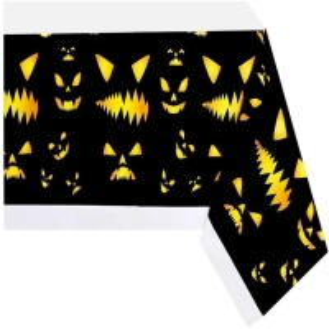 Best PEVA Gravure printing Halloween Table Cloth SQP Plastic Table Cover wholesale