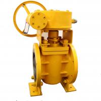 Quality Plug Valve On/Off sevice by Non Lubricated As ACC/ASME B16.34 Class 600 Lbs wholesale