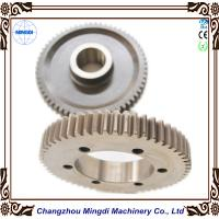 Best MINGDI Customized Hardened Spur Gear Spiral Bevel Gear / Spur Gear wholesale