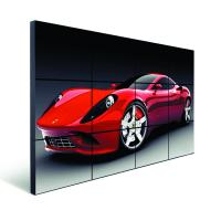 China 55 inch narrow bezel LCD Video Wall Digital Signage Advertising Display Media Player no frame on sale